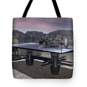 Xk-119 On Lz Tote Bag