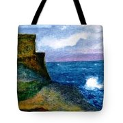 Xlendi Tower - Gozo Tote Bag