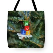 Xmas Noel Ornament Photo Art 01 Tote Bag
