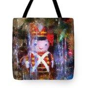 Xmas Soldier Ornament Photo Art 02 Tote Bag