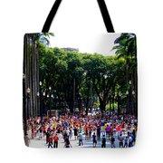 Xuxa's Birthday Celebration - Sao Paulo Tote Bag