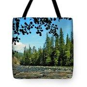 Yaak River Tote Bag