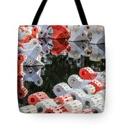Yacht Club Buoys 4 Tote Bag