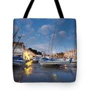 Yacht Club Tote Bag