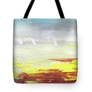 Yachts On The Riviera Tote Bag