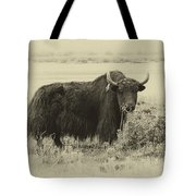 Yaks...the Official Animal Of Tibet Tote Bag
