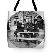 Yale Students, C1890 Tote Bag