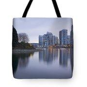Yaletown Tote Bag