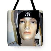 Yankee Fan Tote Bag