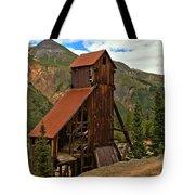 Yankee Girl Landscape Tote Bag