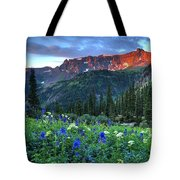 Yankee Sunrise Tote Bag
