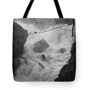 Yantic Falls Tote Bag