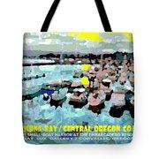 Yaquina Bay II Tote Bag