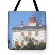 Yaquina Bay Lighthouse Tote Bag