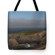 Yaquina Head Lighthouse-newport Tote Bag