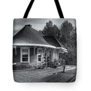Yarmouth Grand Trunk Railroad Station II Tote Bag