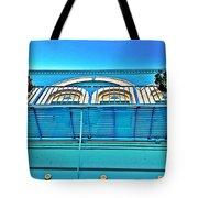 Yazoo City New Orleans Style Tote Bag
