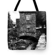 Ye Olde Toll Bridge Tote Bag