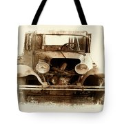 Years In The Mist Tote Bag