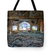 Years Of Abuse #1 Tote Bag