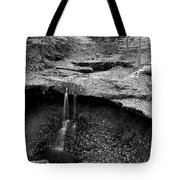 Years Of Erosion Tote Bag