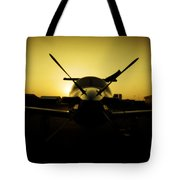 Yello Lady Tote Bag