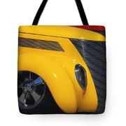 Yellow '37 Tote Bag