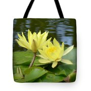 Yellow Artistry Tote Bag