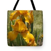Yellow As The Sun Tote Bag