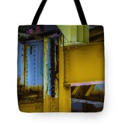 Yellow Beams Versiontwo Tote Bag