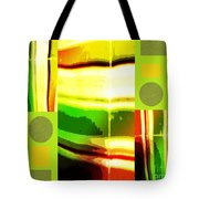 Yellow Bliss Tote Bag