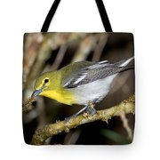 Yellow-breasted Vireo Tote Bag
