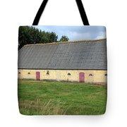 Yellow Brick Barn Tote Bag