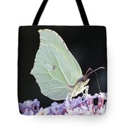 Yellow Brimstone Tote Bag