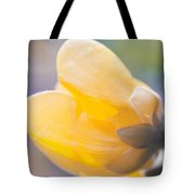 yellow buttercup flower II Tote Bag