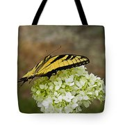 Yellow Butterfly 2 Tote Bag