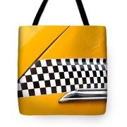 Yellow Cab - 4 Tote Bag