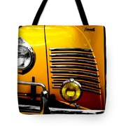 Yellow Cab Frontal Tote Bag