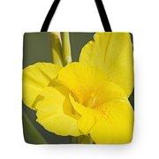 Yellow Canna 2 Tote Bag