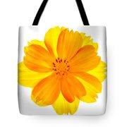 Yellow Cosmos Tote Bag