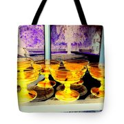 Yellow Cups Tote Bag