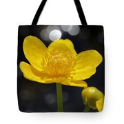 Yellow Delight Tote Bag