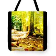 Yellow Discin Day Tote Bag
