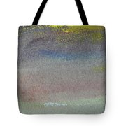 Yellow Emerges Tote Bag