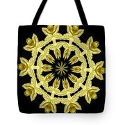 Yellow Fantasy Tote Bag