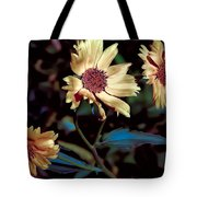 Yellow Flower Viii Tote Bag
