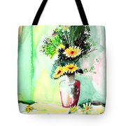Yellow Flowers 1 Tote Bag