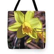 Yellow Glory Tote Bag