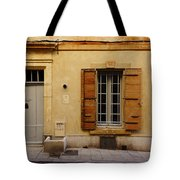 Yellow House No 32 Arles France Dsc01779  Tote Bag