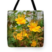 Yellow Is Golden Tote Bag